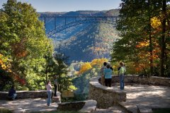 New River Gorge Preserve Overlook